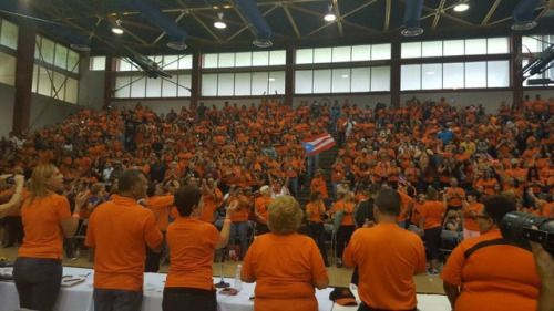 Matrícula de la Heend aprueba voto de huelga...