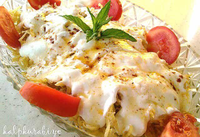 Çıtır Patates Salatası Tarifi