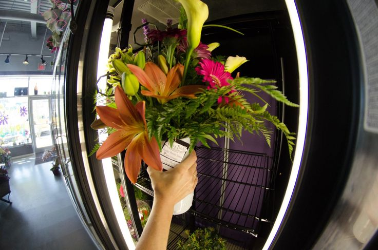 Look at this beautiful bouquet ready to go to someone special. It could be yours. #YYC