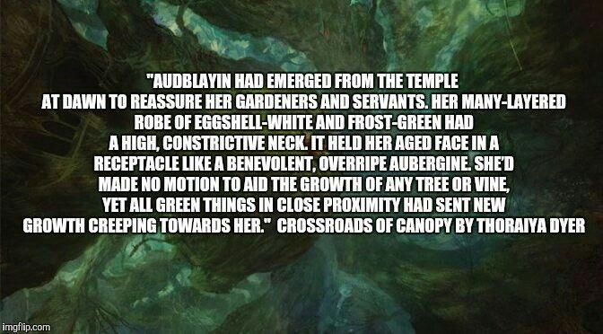 Thoraiya Dyer quote