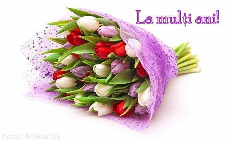 Astăzi în această zi specială vă doresc tuturor doamnelor să fiţi iubite şi preţuite respectate şi răsfăţate.   Zi de zi să vă bucuraţi de clipe minunate alături de cei dragi!  LA MULŢI ANI!