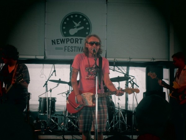 Deer Tick rock out as official Newport Folk Festival veterans; prove why they should be brought back each year, forever.