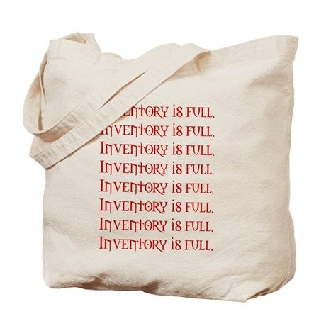 Accessories Tote Bag