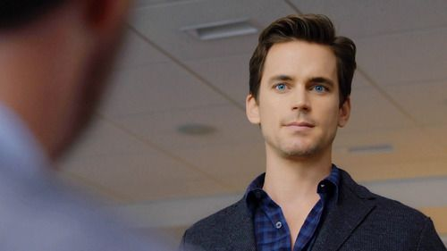 white collar, neal caffrey, and matt bomer Bild