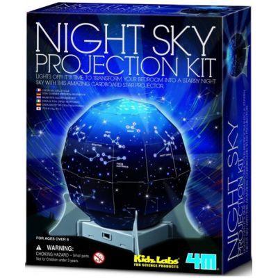 Projektor noční oblohy 3D