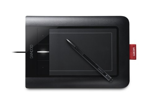 Wacom Bamboo Pen and Touch