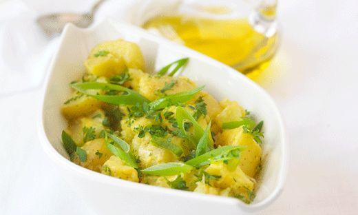 Potetsalat fra Alsace