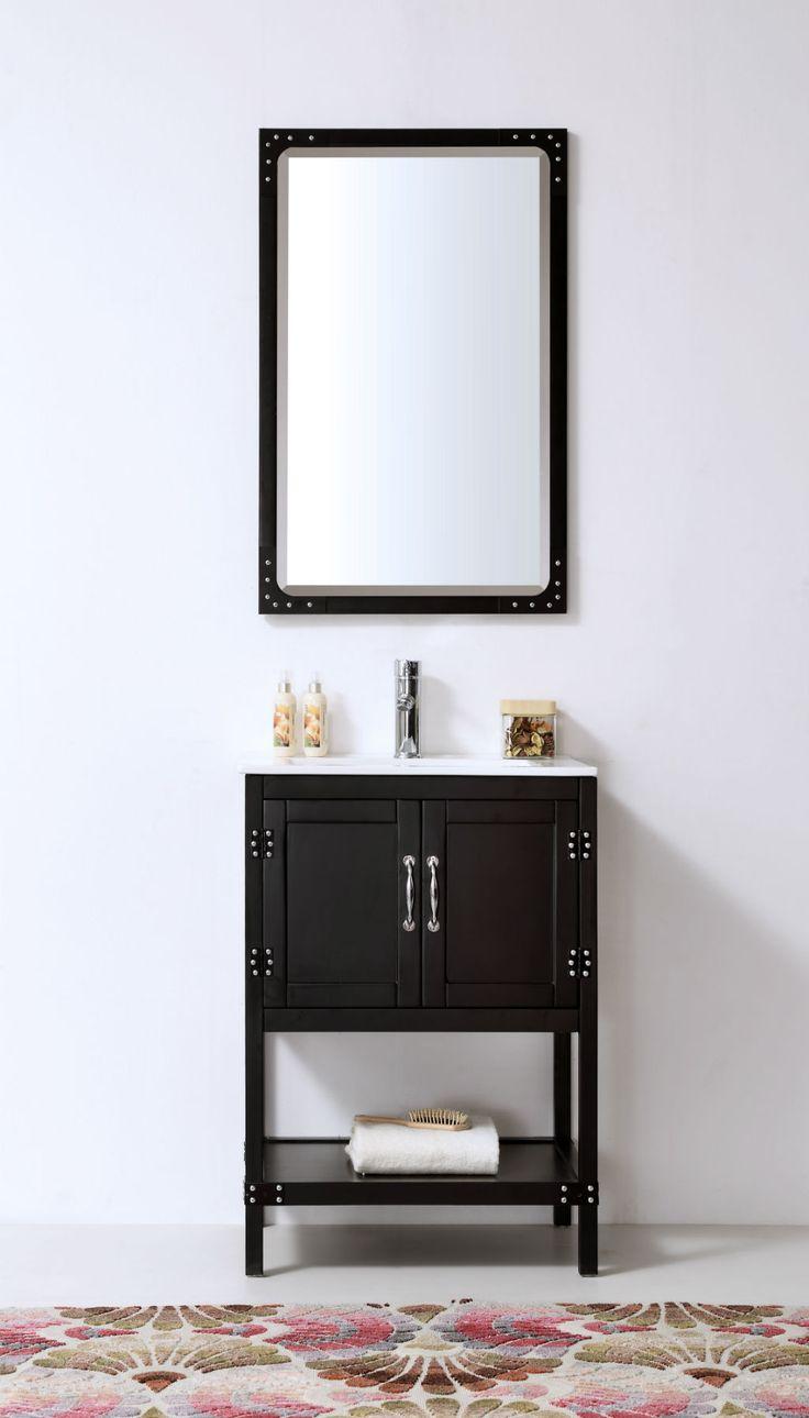 17 Best Ideas About 24 Inch Bathroom Vanity On Pinterest