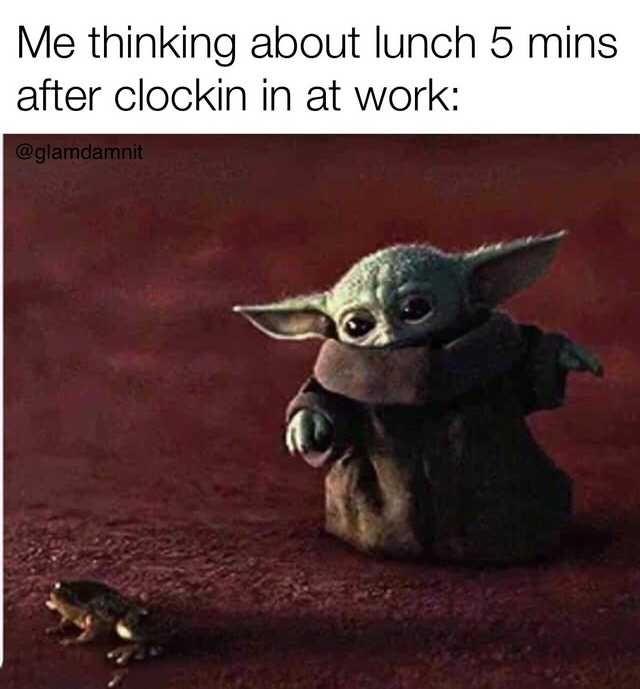 Imgur Post Imgur In 2020 Star Wars Memes Yoda Meme Clean Funny Memes