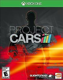 cool NEW Xbox One video game Project Cars - For Sale