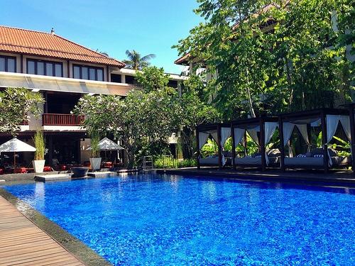 pleasure and privileges when staying at #Conrad #Suites at #conradbali