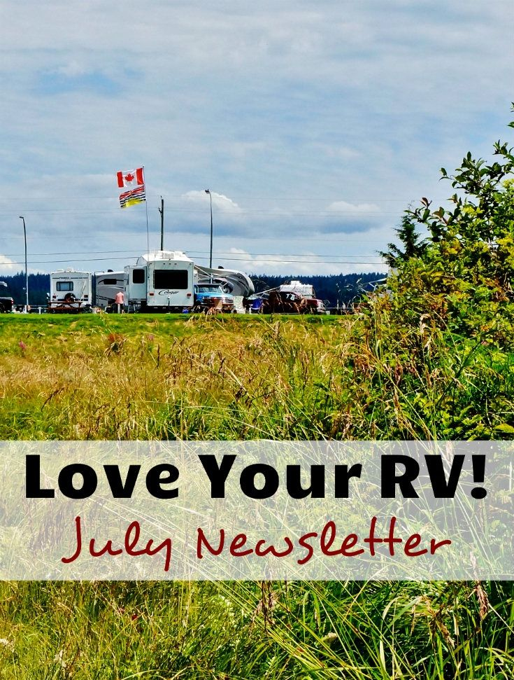 The Love Your RV! July 2017 newsletter is now available in the online archives. Enjoy. The Love Your RV! July 2017 newsletter is now available in the online archives. Enjoy. http://www.loveyourrv.com/love-your-rv-monthly-newsletter-archive/ #RVing #RVlife #RVing #RVlife