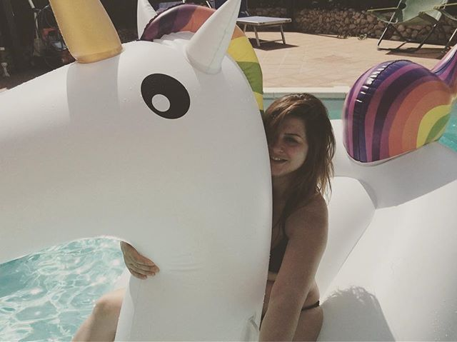 """""""Ma licorne er moi même nous vous embrassons !! ;-) #licorne #licorne🦄 #swimmingpool #bouée #summer #travel #travelblogger #travelphotography #instatravel #holidays #holiday #love #cute #sicile #sicilia #italia #italy #instagram #instacool #instadaily"""" by @leptitcoindelsa. #pic #picture #photos #photograph #foto #pictures #fotografia #color #capture #camera #moment #pics #snapshot #사진 #nice #all_shots #写真 #composition #фото #europe #roadtrip #여행 #outdoors #ocean #world #hiking #lonelyplanet…"""