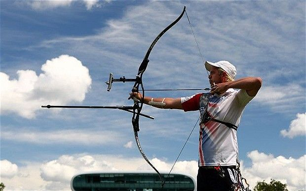 aechery | London 2012 Olympics: Team GB archery quad confirm Games qualification