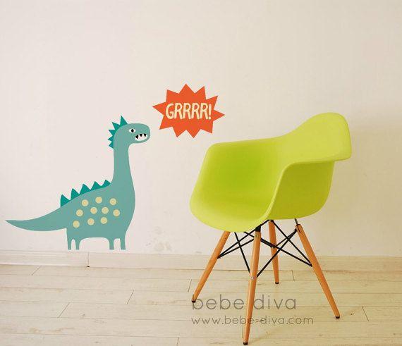 Unique Dinosaur Wall Decals Ideas On Pinterest Dinosaur Wall - Dinosaur wall decals nursery