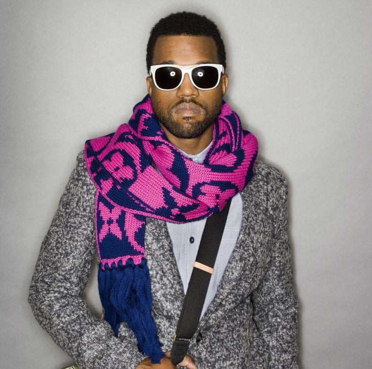 Kanye West #sunglasses #gafasdesol #celebrities
