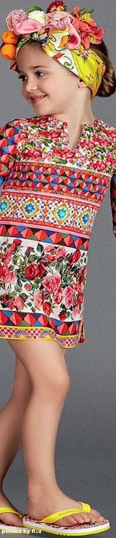 Cool Dolce gabbana spring Dolce & Gabbana Kids Collection l Spring Summer 2017 l Ria...