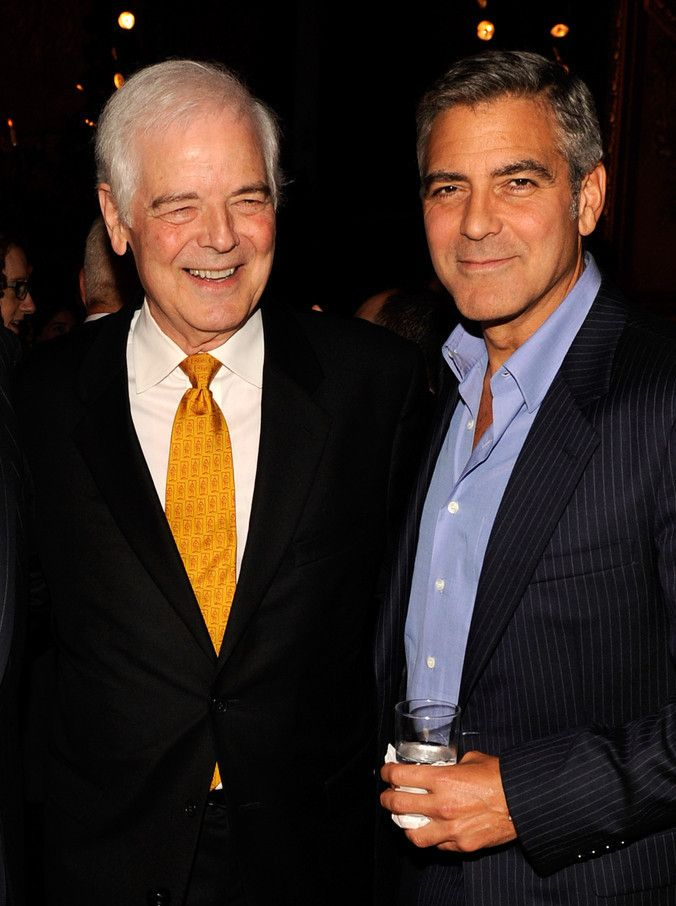 Nick & George Clooney (Now)Son: actor, director, screenwriter and producer