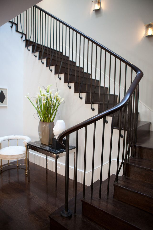 Best Modern Textures Hardwood Floors Traditional Staircase 640 x 480