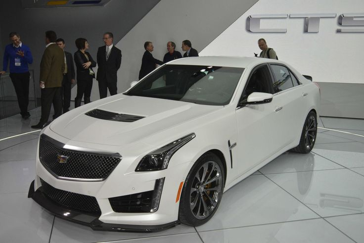 Cadillac's flagship 2016 CTS-V is definitely here to give Mercedes-Benz and BMZ some serious competition when it comes to the combination of luxury and...