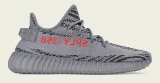 THE SNEAKER ADDICT: adidas Yeezy Boost 350 V2 'Beluga 2.0' Sneaker (Re... #YEEZY