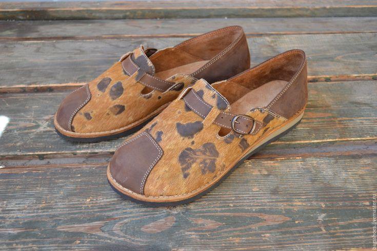 """Купить мокасины """"пони Кения"""" - туфли женские, туфли ручной работы, мокасины, макасины, лоферы"""