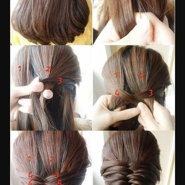 Pin By Hair Style On Hair Styles Hair Styles Fishtail Braid Hairstyles Fish Tail Braid