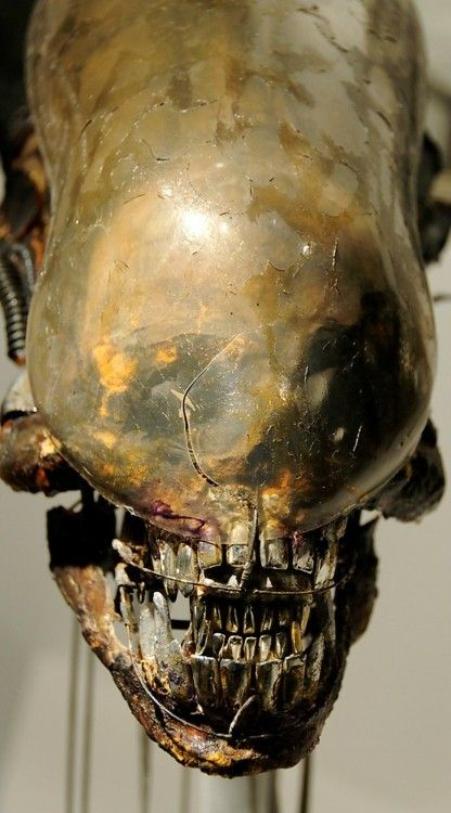 """noarr:  Exposition à Francfort, Alien2009, Giger   """