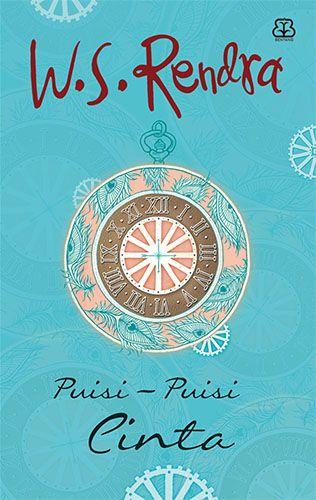 """""""Puisi - puisi Cinta"""" W.S. Rendra #buku #sewabuku #perpustakaan"""