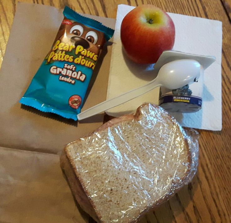 First gone from his lunch bag! #bearpawssoftgranola  #RecessVoxBox