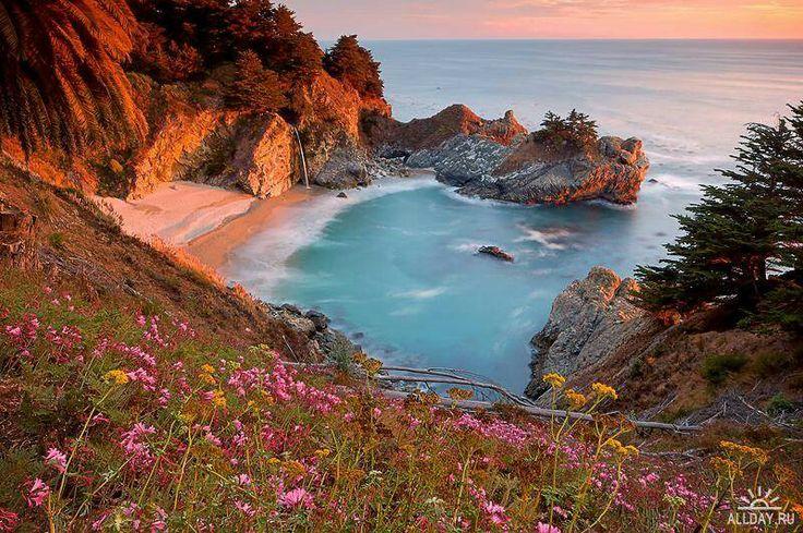 McWay Falls, Big Sur, California