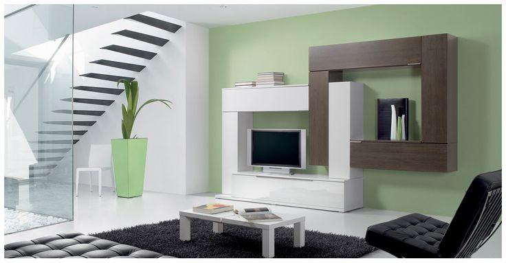 Milenium23 White Spaces ,comedor, salon, moderno, catalogos, fotos salon comedor moderno Ambiente 7940 - baixmoduls