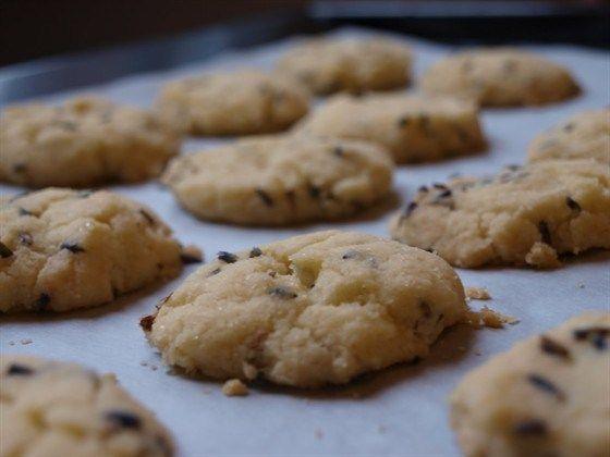 Итальянское печенье фролини с лавандой рецепт с фото