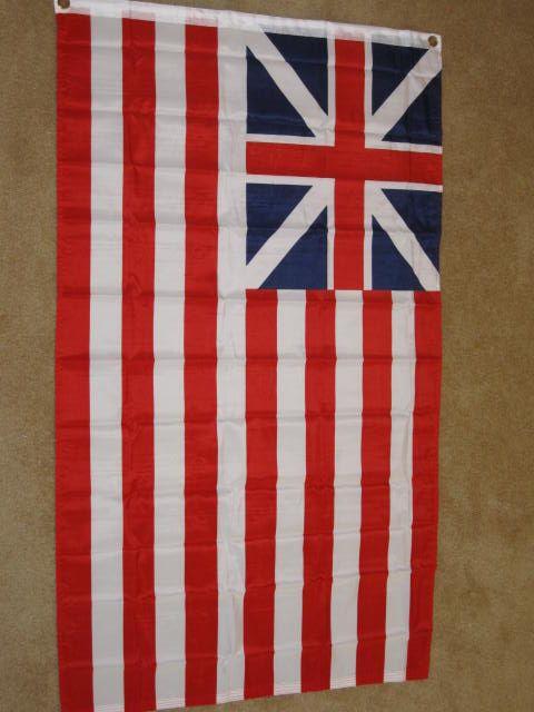 Revolutionary War Flags | 3x5 Grand Union Flag Revolutionary War Flags USA F397 | eBay