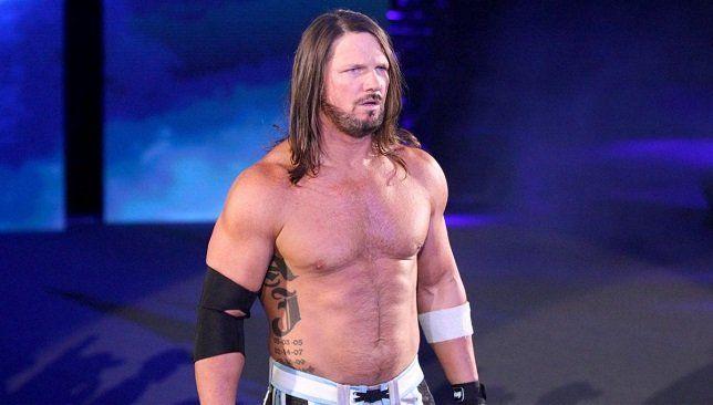ستايلز يكشف عن رغبته في الاتحاد مع هذا النجم بفريق واحد Aj Styles Vince Mcmahon Style