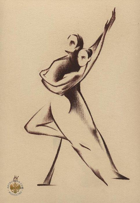 танго рисунок карандашом - Поиск в Google