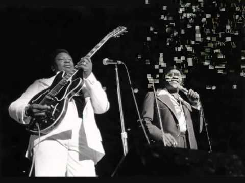 BB King Bobby Bland Let The Good Times Roll (Live)