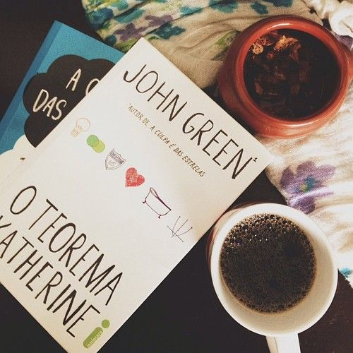 I love john green books. His books always hook me and I always love them