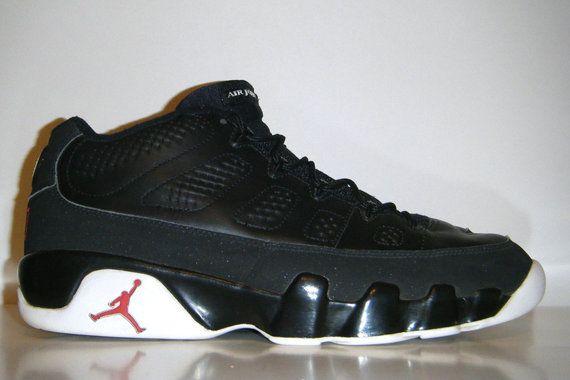 timeless design f431d 5da29 Young Air Jordan IX Boys Shoe Low Derek Anderson PE Triple ...