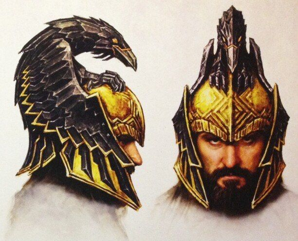 The Hobbit: The Battle of the Five Armies, Chronicles: Art & Design