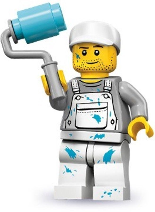 lego CHARACTORS CITY PEOPLE  VINYL WALL STICKER WALL DECALS