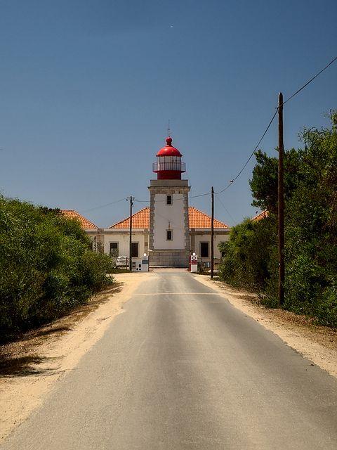 Cabo Sardão, Portugal lighthouse