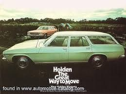 1973 Holden Station Wagons
