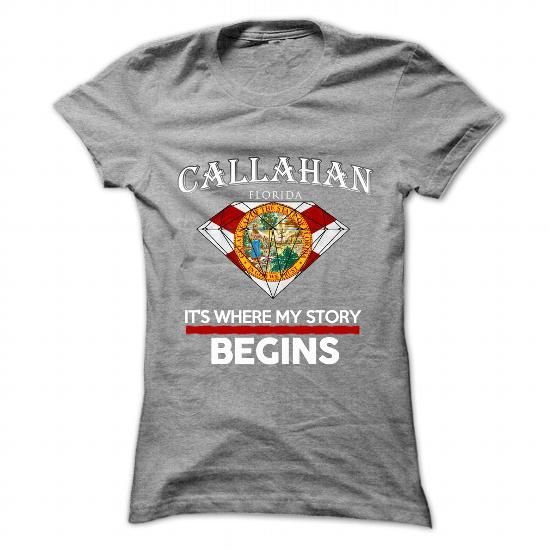 Callahan - Florida - Its Where My Story Begins ! Ver 5 - #christmas gift #anniversary gift. THE BEST => https://www.sunfrog.com/States/Callahan--Florida--Its-Where-My-Story-Begins-Ver-5-2234-SportsGrey-45939976-Ladies.html?68278