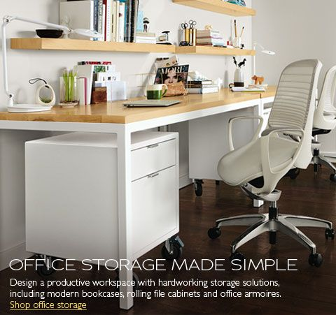 Modern Office Organization Furniture Room Board