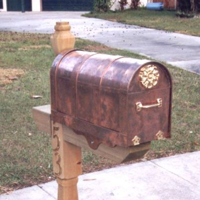 98 best images about Mailboxes on Pinterest