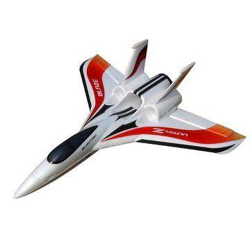Zeta Ultra-Z Blaze 790mm Wingspan EPO Flying Wing Pusher Jet Racer RC Airplane KIT