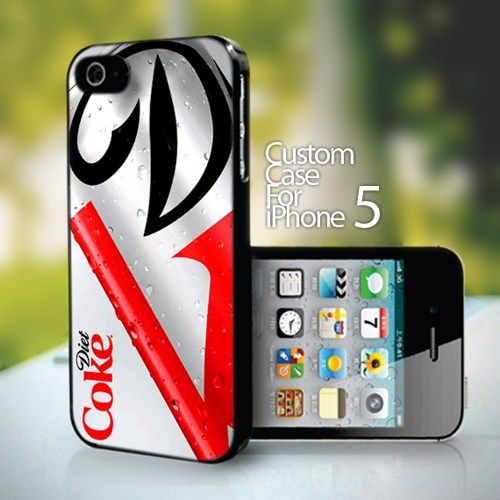 Diet Coke for iPhone 5 case