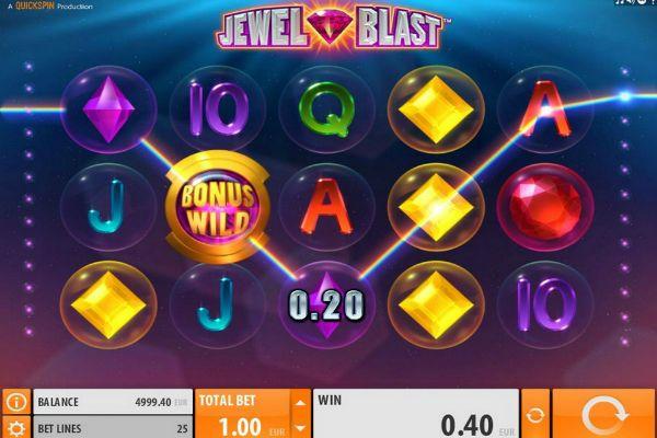 Quickspin Jewel Blast online spielen