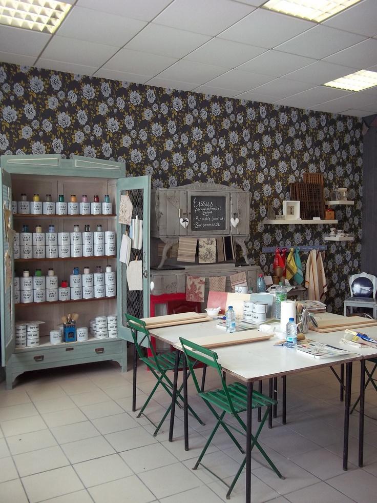 les 35 meilleures images du tableau les boutiques de chalk. Black Bedroom Furniture Sets. Home Design Ideas